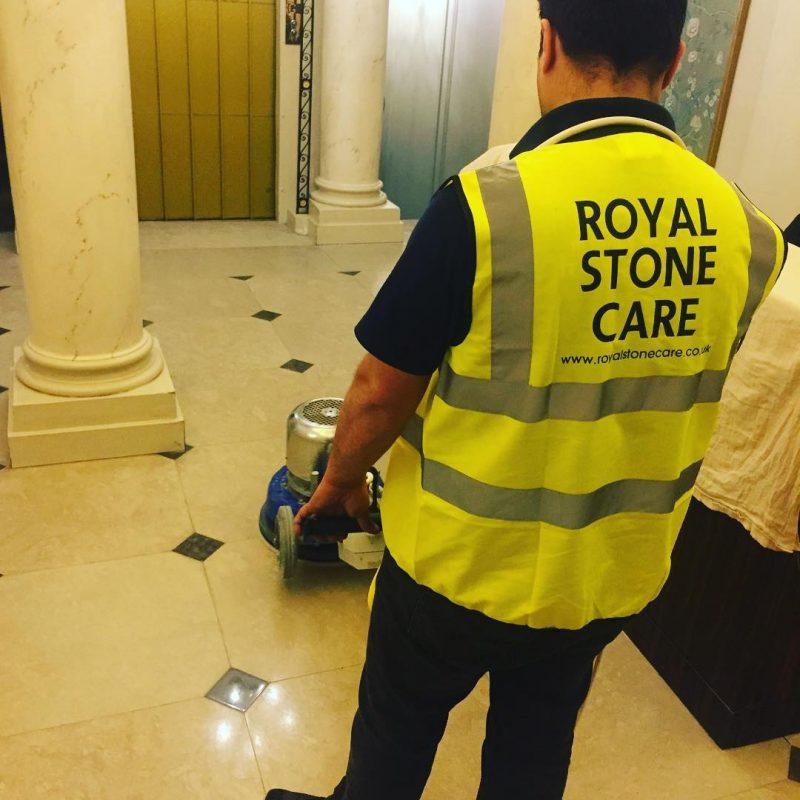 Marble Restoration London - Royal Stone Care