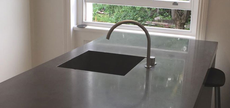Countertop Restoration in London