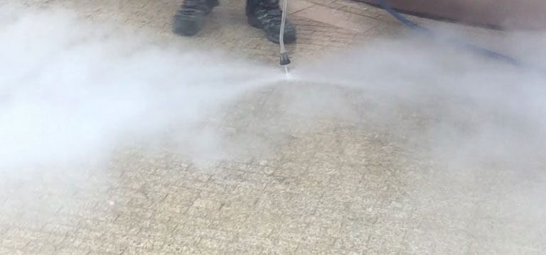 Driveway Pressure Washing in London