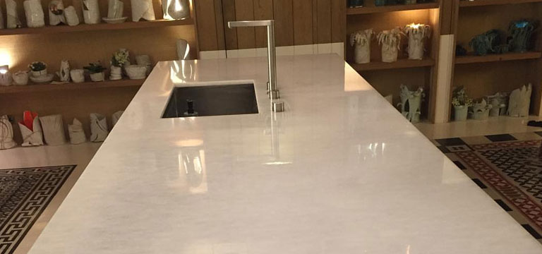 Granite, Natural Stone and Quartz Countertop Restoration in London