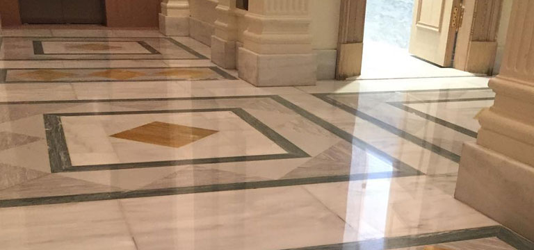 Marble Cleaning Restoration and Repair in London