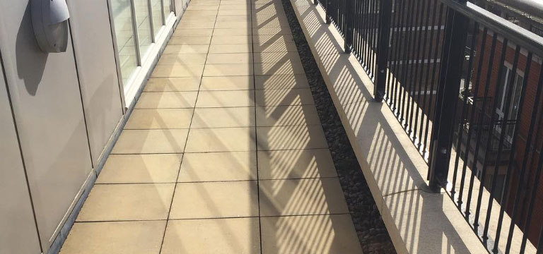 Concrete Stain Removal London