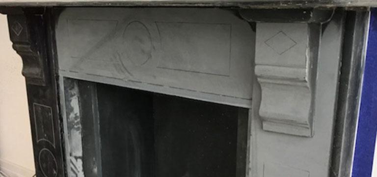 Marble Fireplace Restoration London