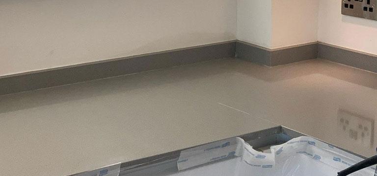 Granite Worktop and Countertop Restoration and Repair in London