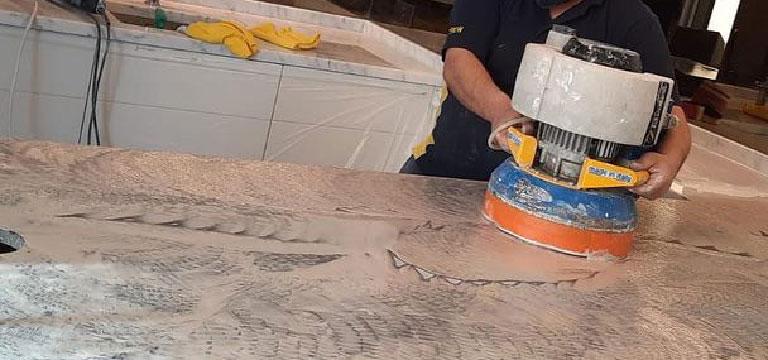Granite Countertop Restoration Repair London